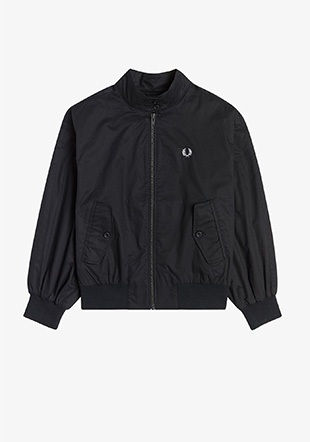 Batwing Harrington Jacket