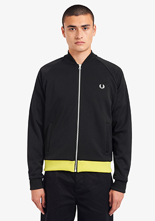 Luminious Trim Track Jacket