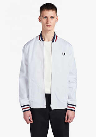 Made In England Bomber Jacket