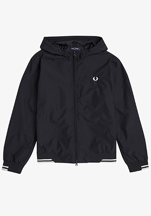 Hooded Brentham Jacket