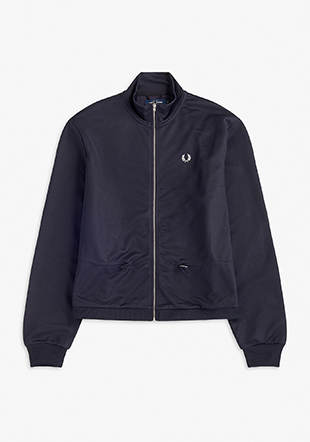 Elasticated Track Jacket