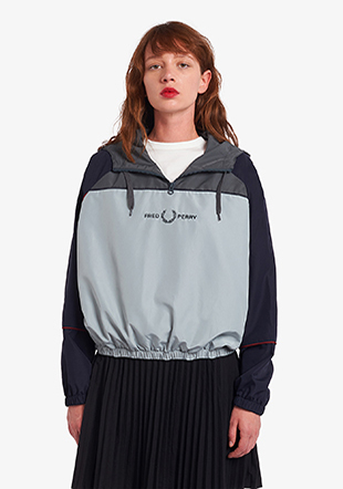 Panelled Overhead Jacket