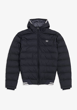 Hooded Insulated Jacket