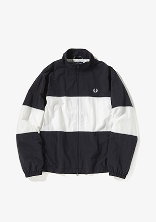 Chest Panel Shell Jacket