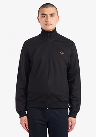 Fred Perry Embroidered Track