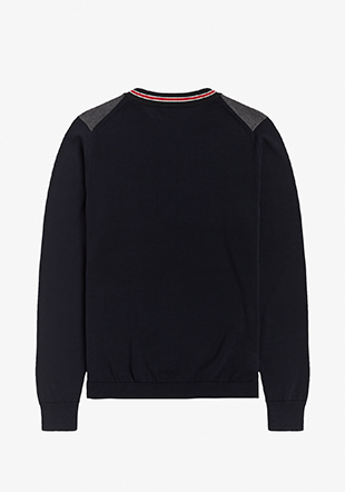Contrast Panel Jumper