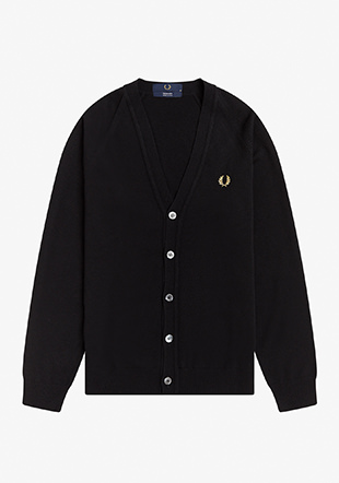 Reissues Lambs wool Cardigan