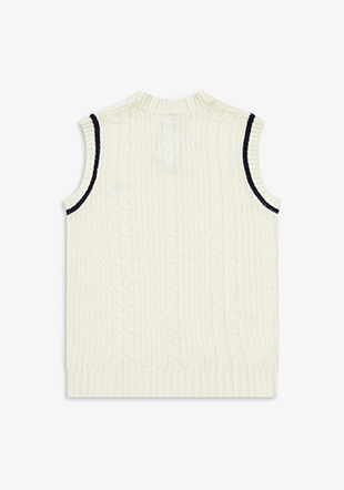 Reissues Textured Cable Knit Tank
