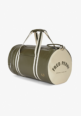 Matt Pu Barrel Bag