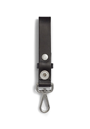 Made In England Leather Lanyard