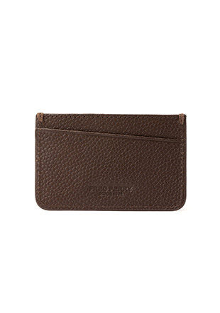 Scotch Grain Leather Card Holder