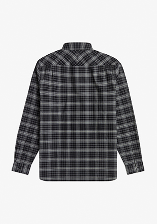 Tonal Check Shirt