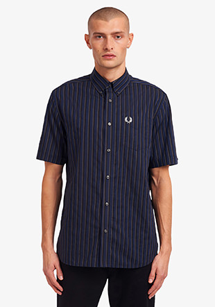 Marl Stripe Shirt