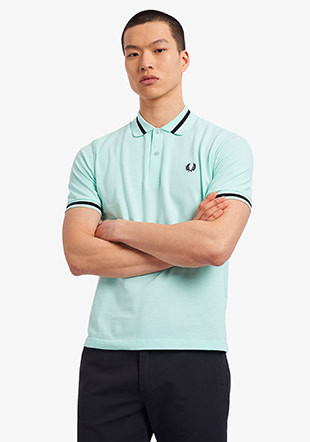 Single Tipped Fred Perry Shirt