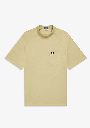 Reissues Two Tone Pique T-Shirt