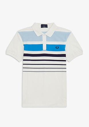 Reissues Striped Pique Shirt