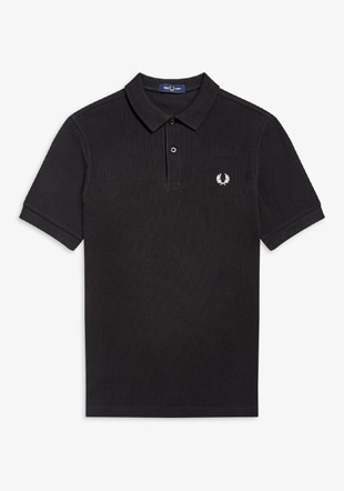 Taped Side Polo Shirt
