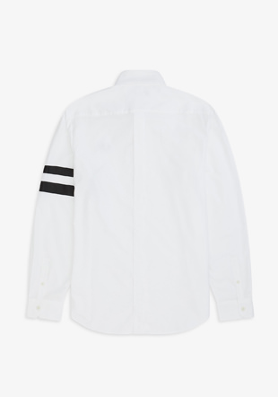 Tipped Sleeve Shirt