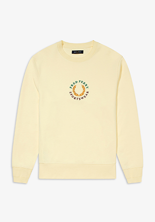 Global Branded Sweatshirt