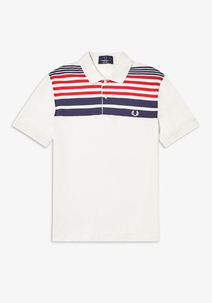 Reissues Striped Polo Shirt