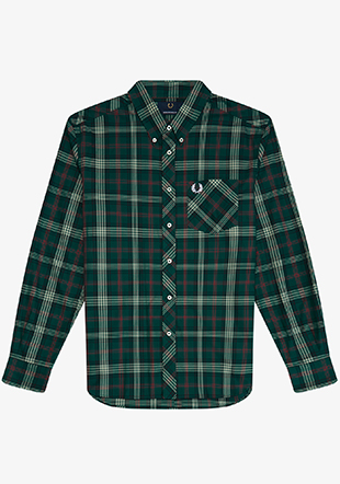 Reissues Made In England Tartan Shirt