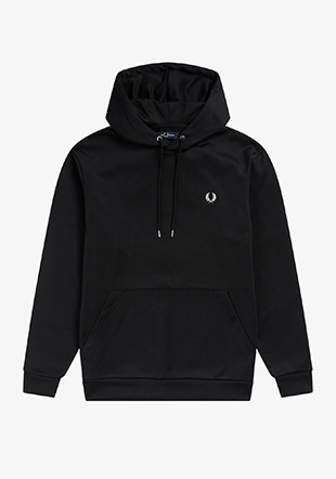 Laurel Wreath Hooded Sweatshrt