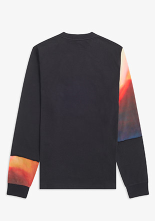 Abstract Graphic Lslv T-Shirt