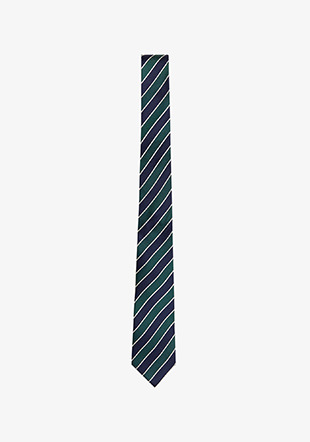 Block Striped Tie