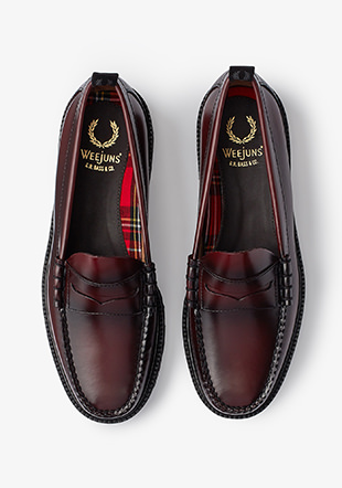 G.H.Bass Penny Loafer