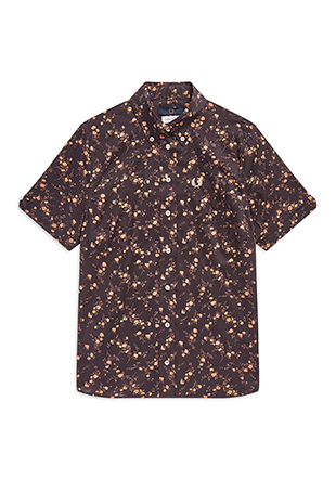 Laurel Wreath Liberty S / S Print Shirt