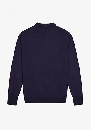Reissues L/S Cable Knit Shirt