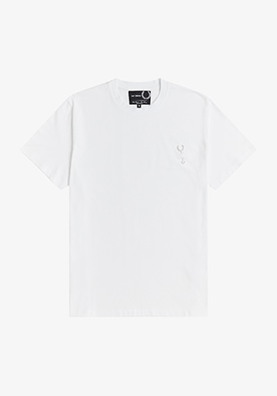 Raf Simons Laurel Pin Detail T-Shirt