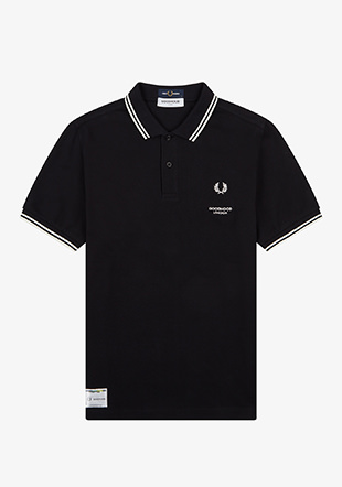 Goodhood Printed Polo Shirt