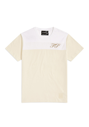 Raf Simons Embroidered Initial T-Shirt