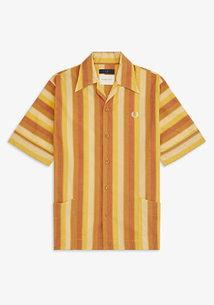 Nicholas Daley Striped Shirt