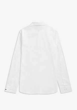 Raf Simons Embroidered Cuff Shirt