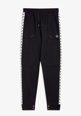 Akane Utsunomiya Taped Drawstring Trouser