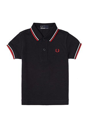 Kids My First Fred Perry Shirt