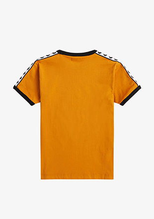 Kids Taped Ringer T-Shirt