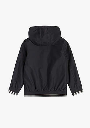 Kids Hooded Brentham Jacket