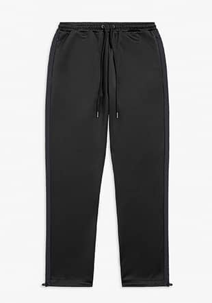 Woven Panel Track Pant