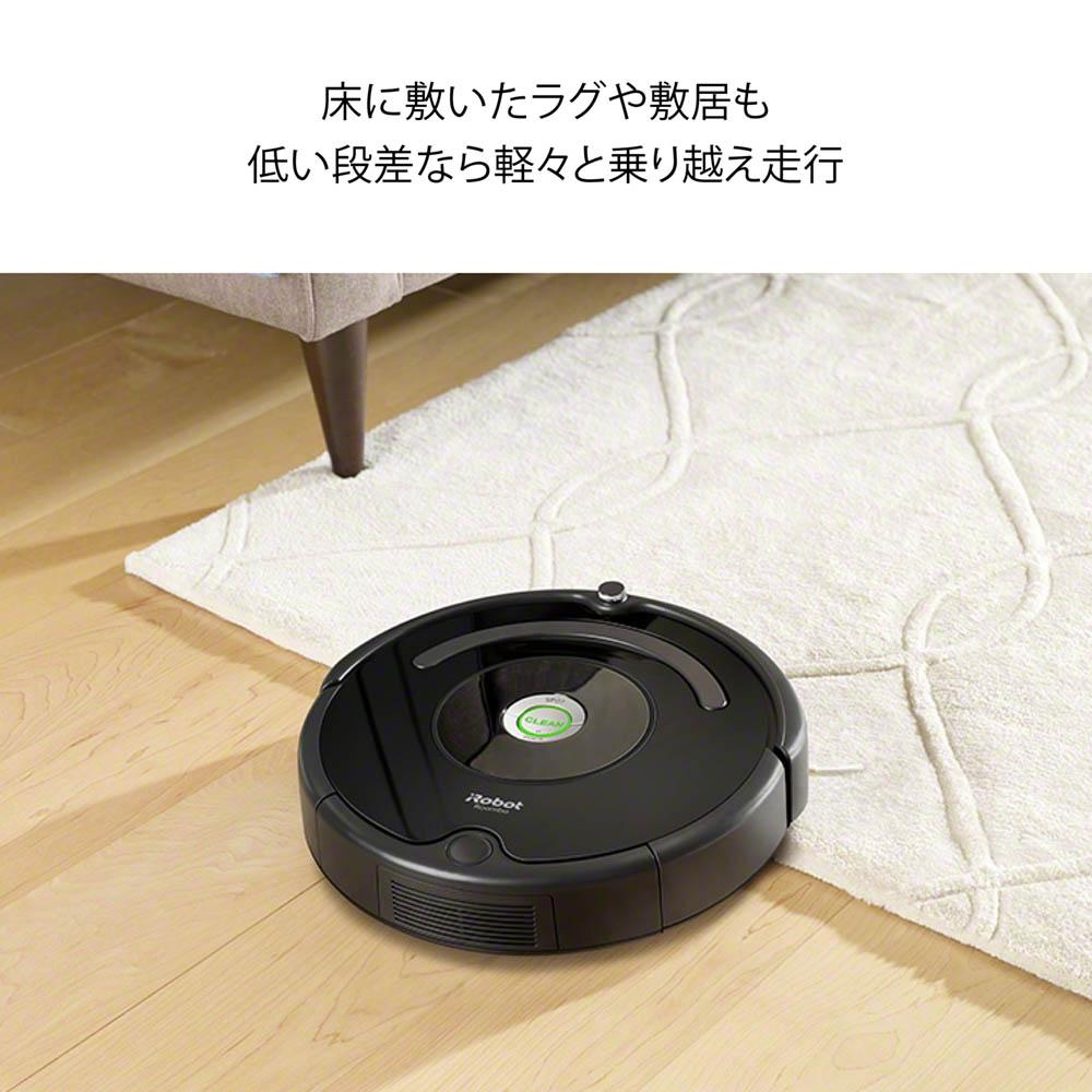 ルンバ671 | アイロボット公式オンラインストア