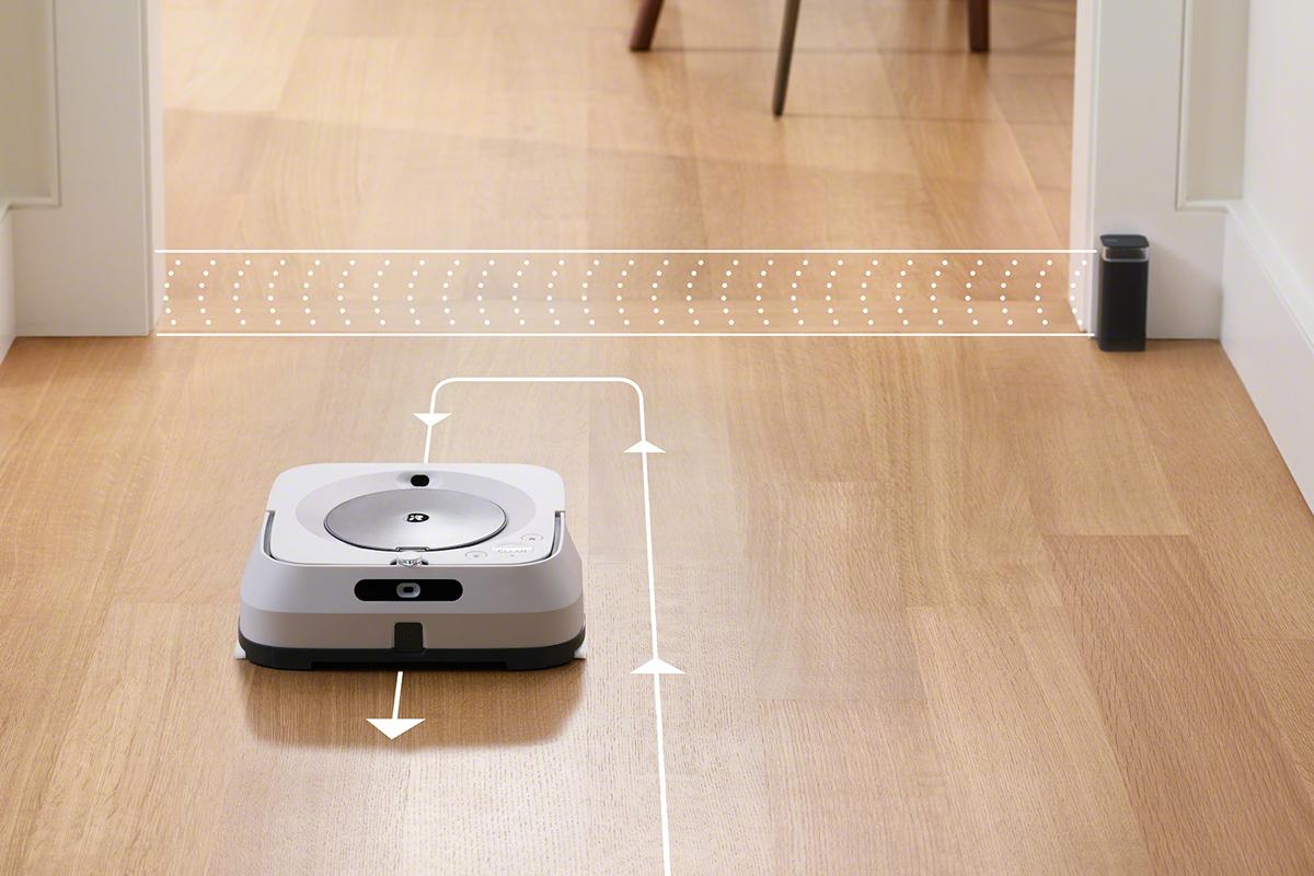 拭き ロボット ブラーバ 床