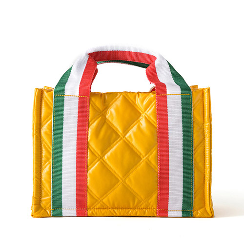 【DOUBLELOOP】JOURNEY SQUARE SMALL TOTE【予約販売/2017年5月下旬発送】
