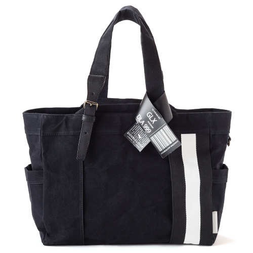 "【DOUBLELOOP】JOURNEY resort tote ""LARGE""「SPACE」/帆布トートバッグ"