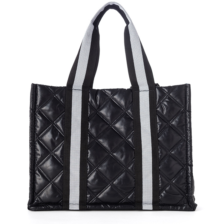 【DOUBLELOOP】JOURNEY SQUARE LARGE TOTE「SPACE」