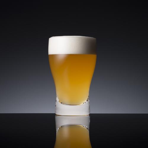 【松徳硝子】ビールグラスコレクション「麦酒盃弐客揃」クラフト/ブラック