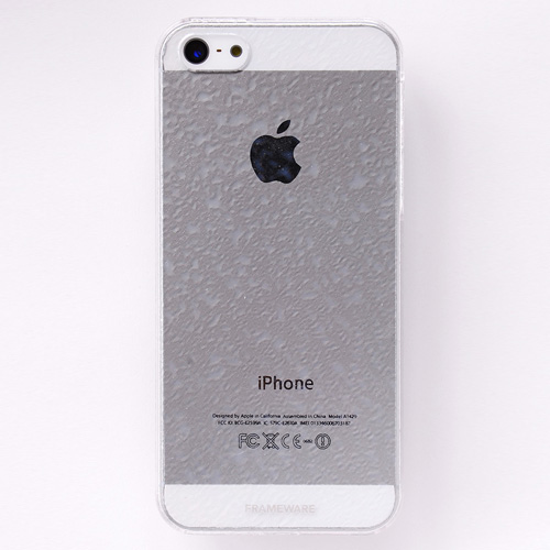 【EXTRA PREVIEW LABEL】iPhoneケース「WATER」for iPhone5/5s