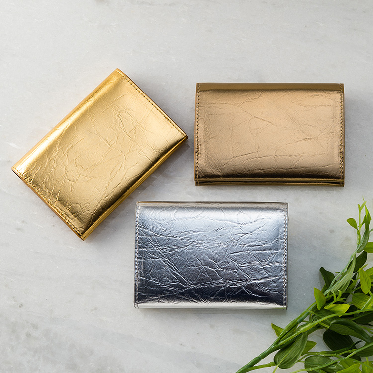 【NAGAE+】TIN BREATH Business Card Case Double