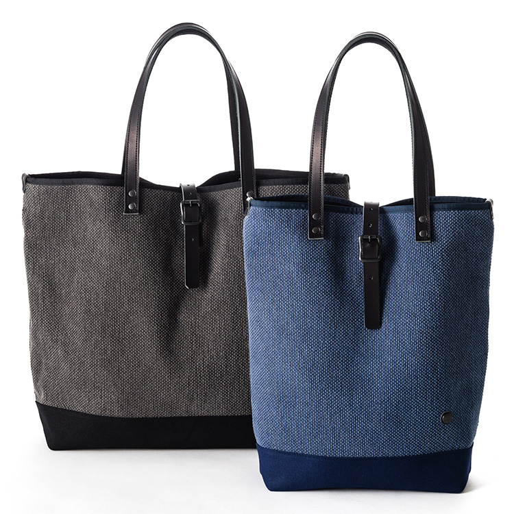 ca11641538f5 【THE CANVET】Charcoal Tote Bag